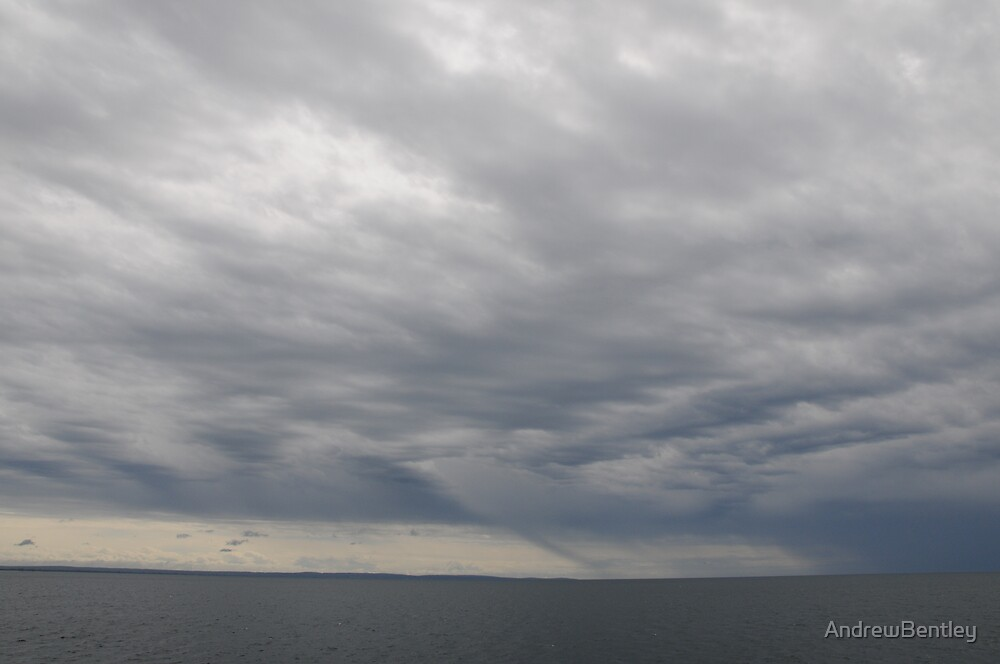 Grey Ocean by AndrewBentley