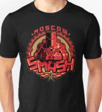 MOSCOW: SMASH Unisex T-Shirt