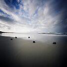 Fingal Beach Pinhole by Sue Hammond