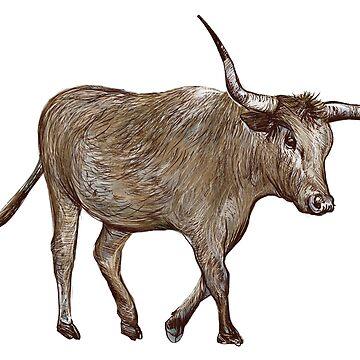 longhorn by oz10