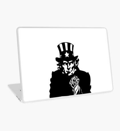 SAY IT LOUD: Uncle Sam Laptop Skin