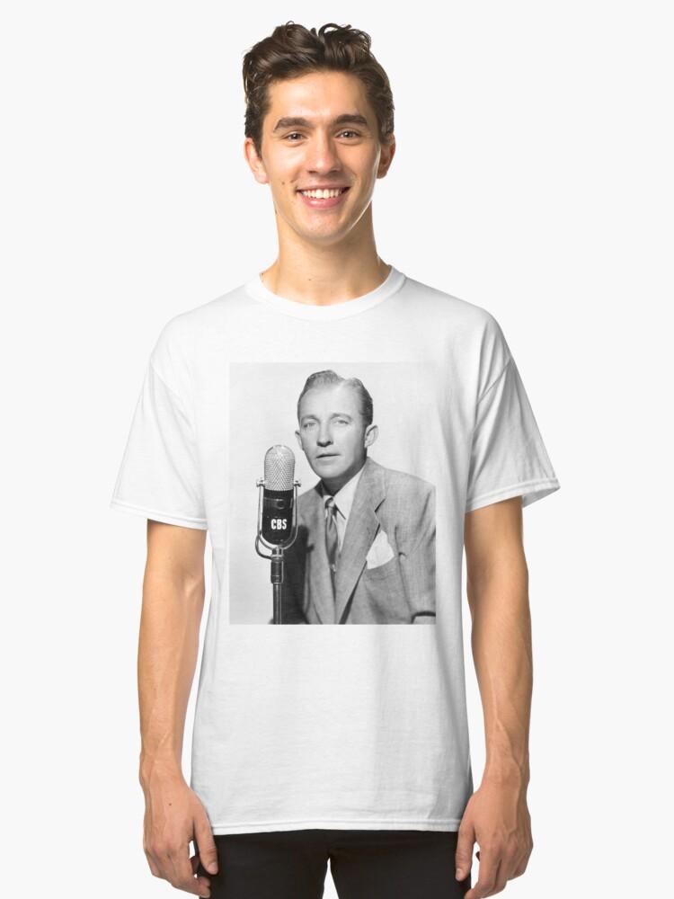 Bing Crosby Classic T-Shirt Front