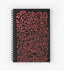 BRED Spiral Notebook