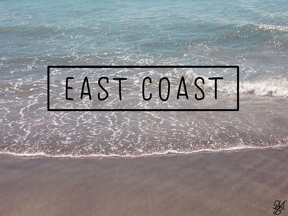 East Coast Ocean  by East Coast  Designs