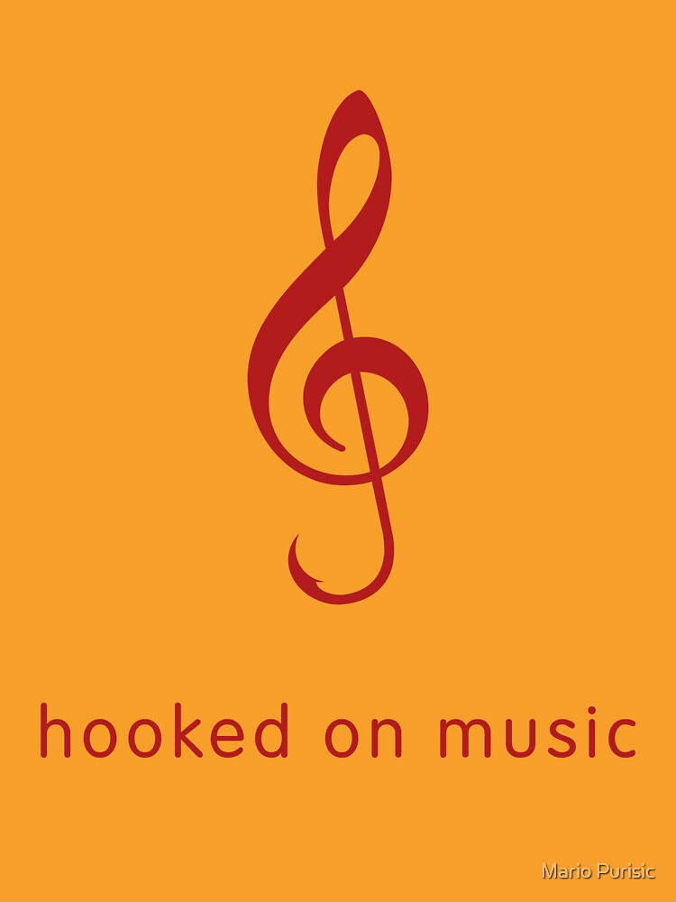 hooked on music by gato