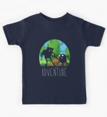 Adventure Time - It's time for adventure! Kids Tee