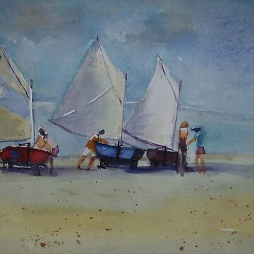 """""""Optimist"""" dinghies by ColinWilliams"""