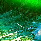 """WiPE OUT ona GreenWave  by Phineous """"Flash""""   Cassidy"""