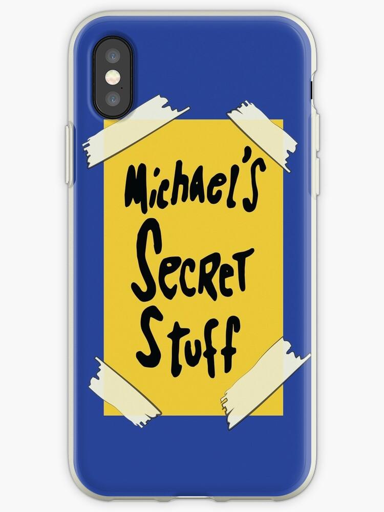 Michael's Secret Stuff by portraiteam