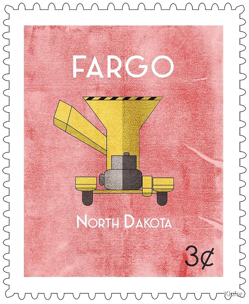 Fargo Stamp By Klufer