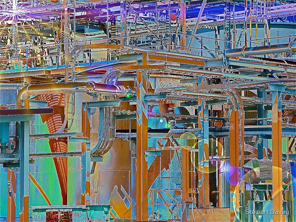 Industrial by Stewart Davey