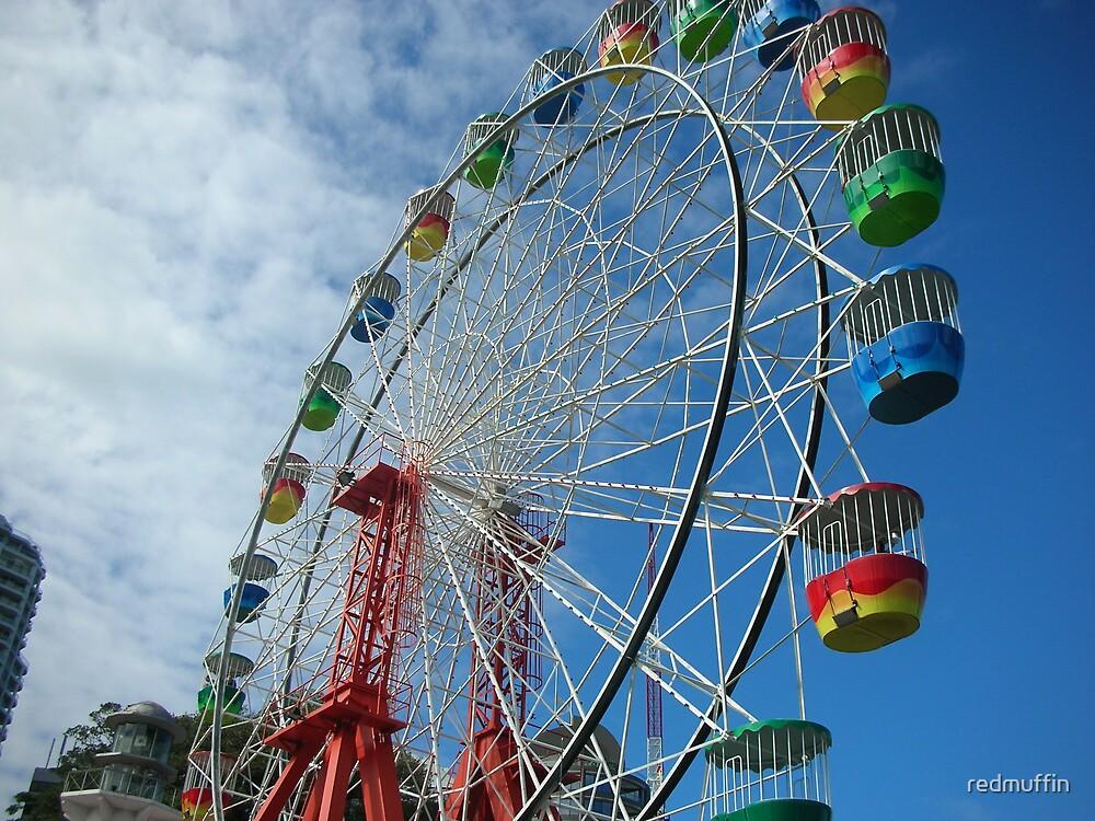 Ferris Wheel by redmuffin