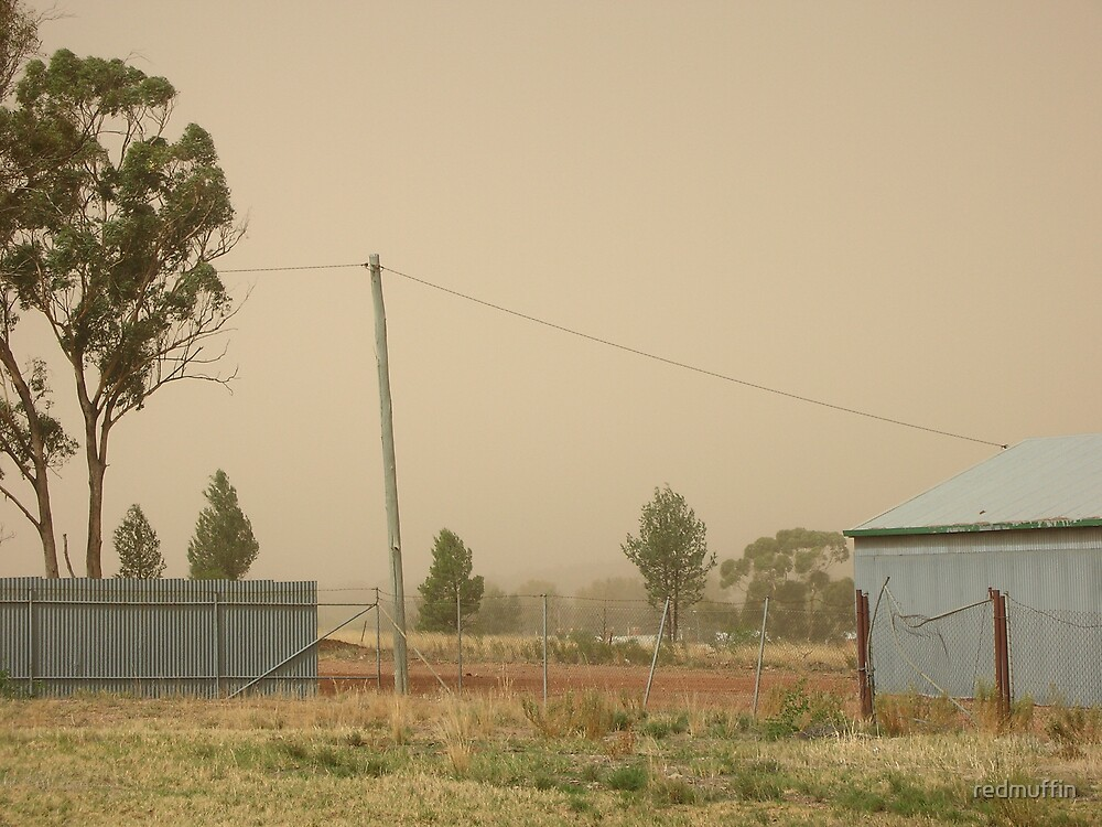 Dust Storm by redmuffin
