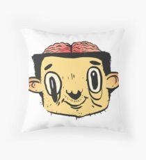 PSYCHO! Throw Pillow