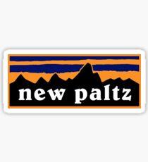 New Paltz sticker Sticker