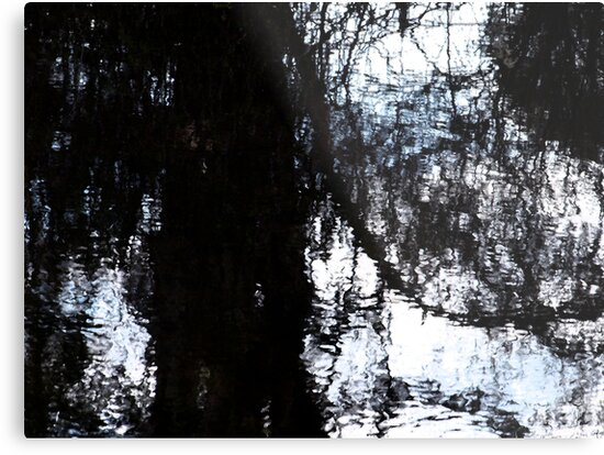 Pond Reflection by Susan Grissom