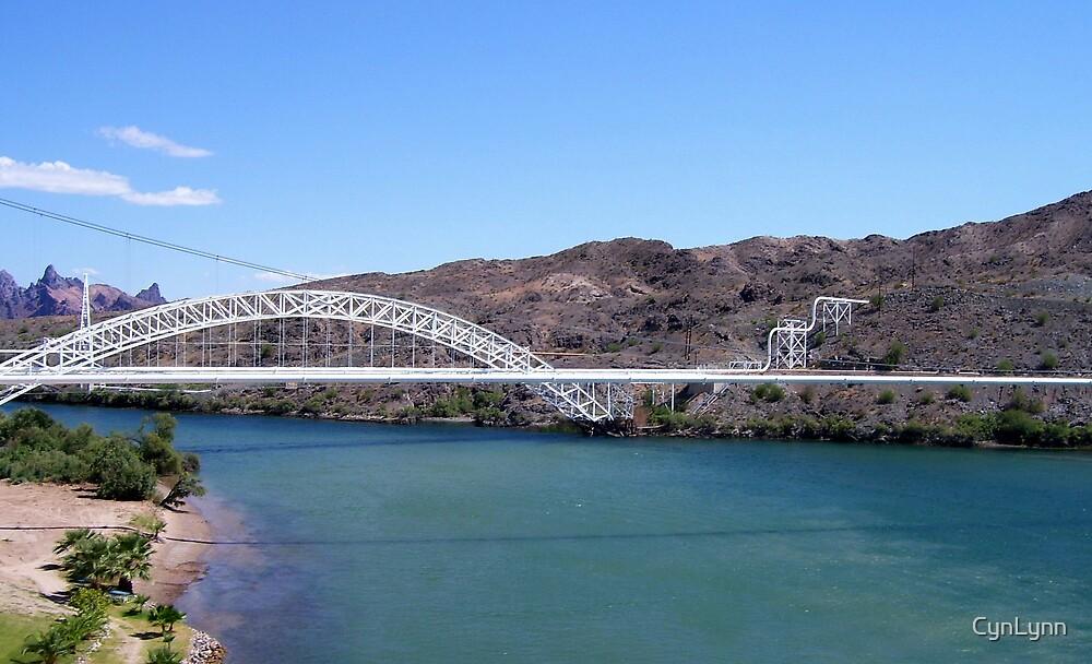Colorado River by CynLynn