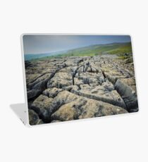 Limestone Pavement Laptop Skin