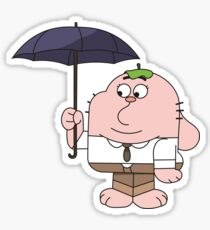 The Amazing World of Gumball - Richard Watterson ( Dad ) Sticker