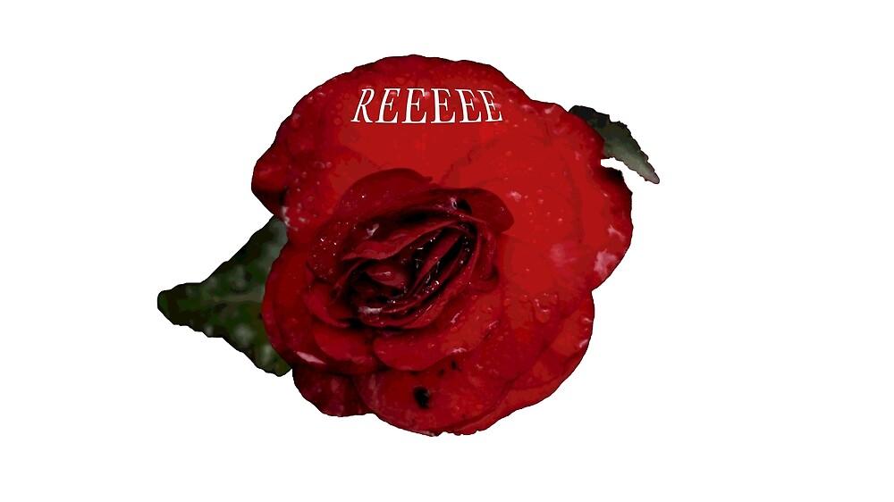 REEE Rose by kelsielee
