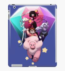 Here to Save the Day! iPad Case/Skin