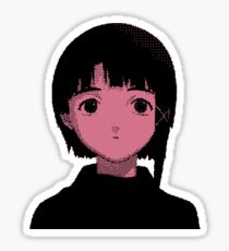 Lain Sticker