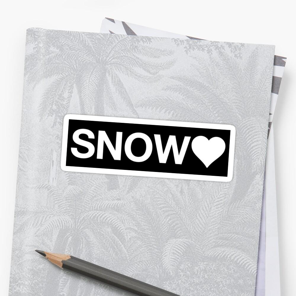 Love Snow - Adventure Traveler by RoadRescuer
