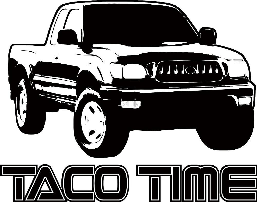 Taco Time- Toyota Tacoma 1st Gen