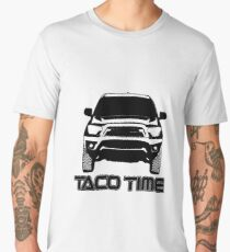 Taco Time- Toyota Tacoma 2nd Gen Men's Premium T-Shirt