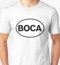 Boca Raton Florida & Florida Born Pride Unisex T-Shirt