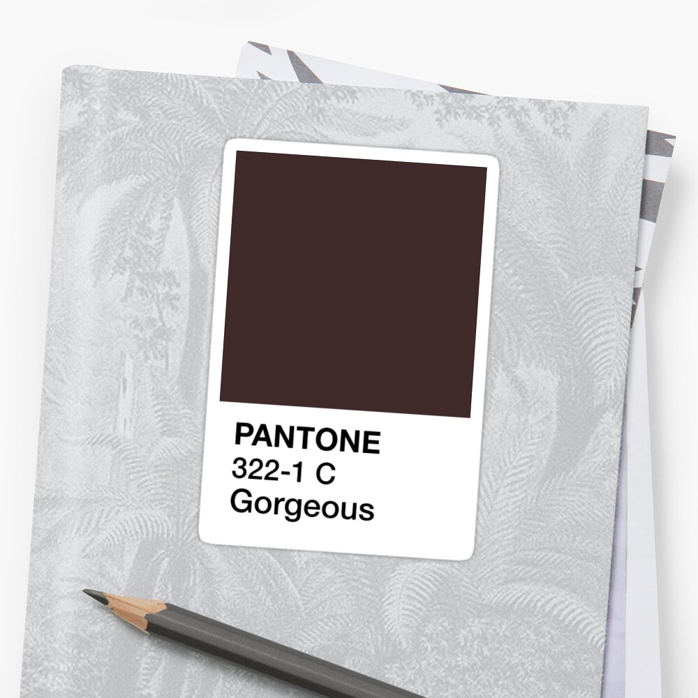 Pantone 322-1 C (Gorgeous)  by muntyhood