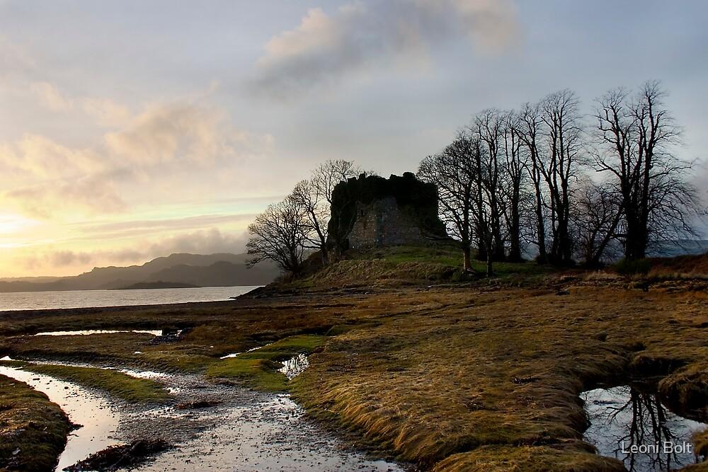 Castle Lachlan by Leoni Bolt