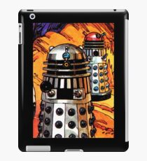 Weetabix Doctor Who 1977 Daleks iPad Case/Skin