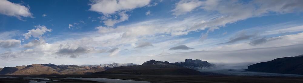 Skaftafell (Iceland) by Phil Bain