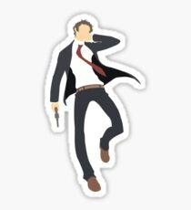 Adachi Minimalist - Persona Sticker