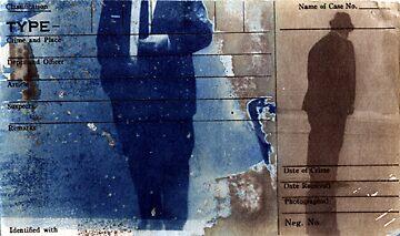 Fingerprint Card #6 by Stephen Sheffield