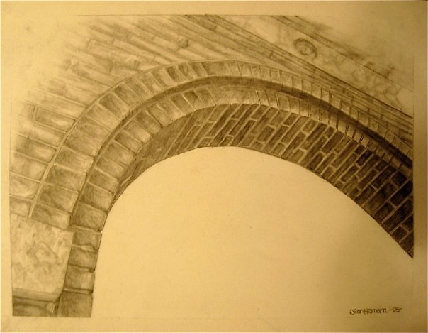 Memorial Arch by dhamann