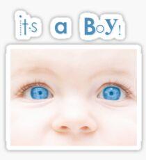 It's a Boy! T-Shirt Sticker