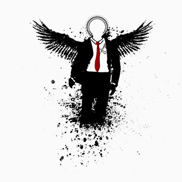 Winged Mason by pelegrin