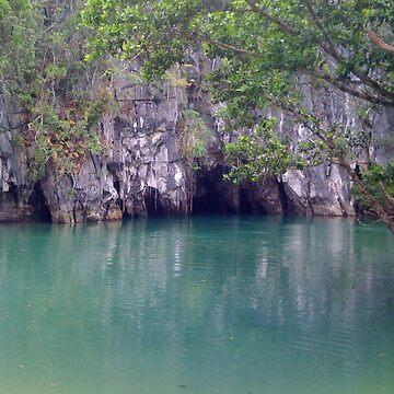 Underground River by Charissa