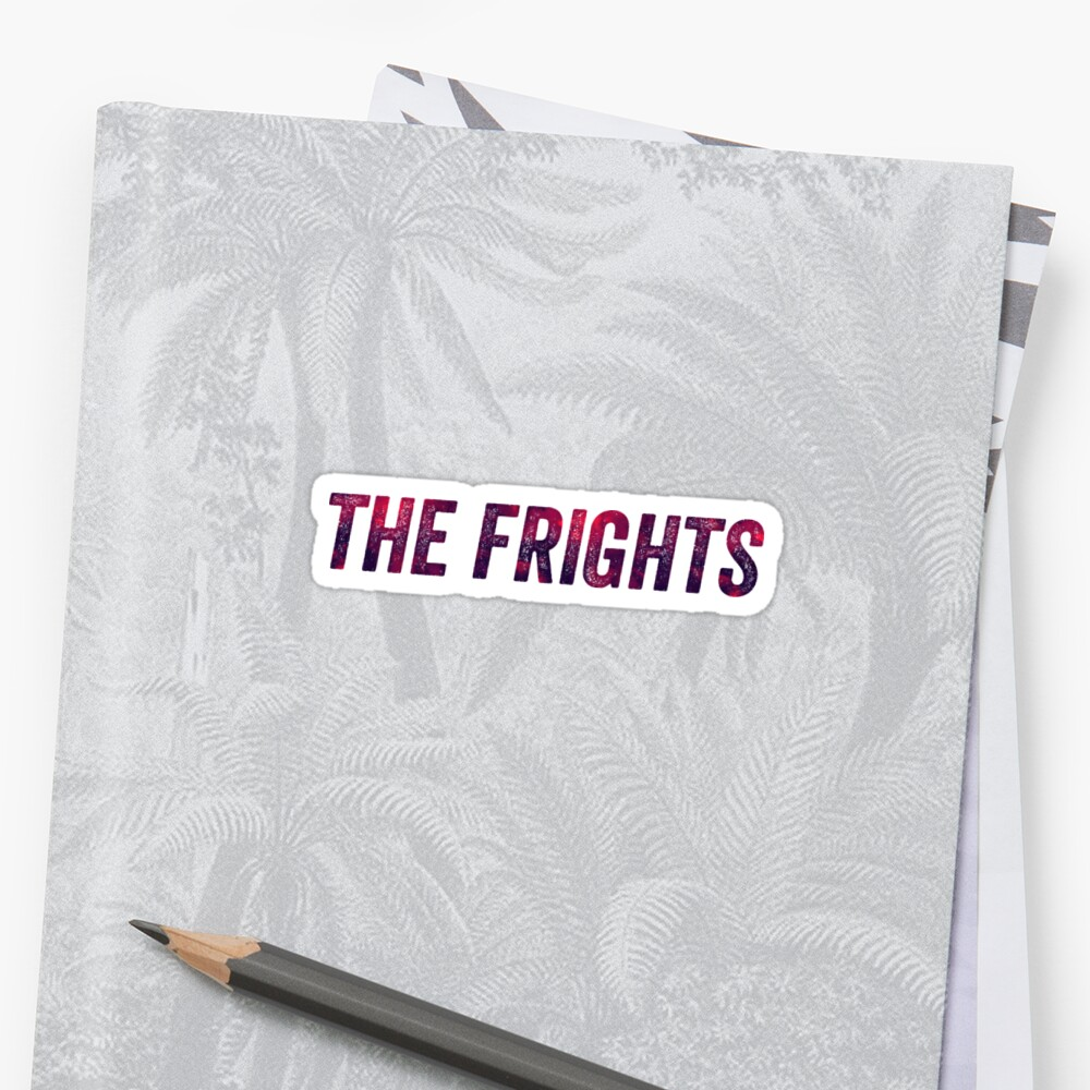 The Frights Great For Wanderlust Travel by StrangeStreet