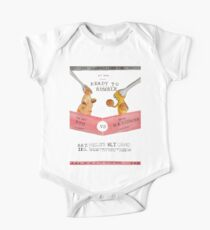 Food Fight One Piece - Short Sleeve