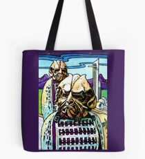 Weetabix Doctor Who 1977 Styggron Tote Bag