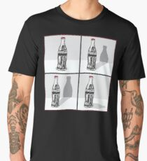 SODA BOTTLE LOSS JPEG Men's Premium T-Shirt