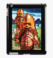 Weetabix Doctor Who 1977 Zygons iPad Case/Skin