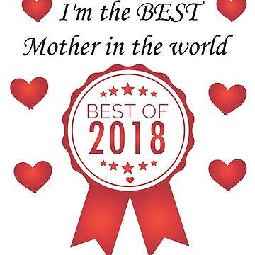 Happy Mother's Day  by Borzasi