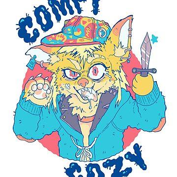 Comfy Cozy by SauceGhost