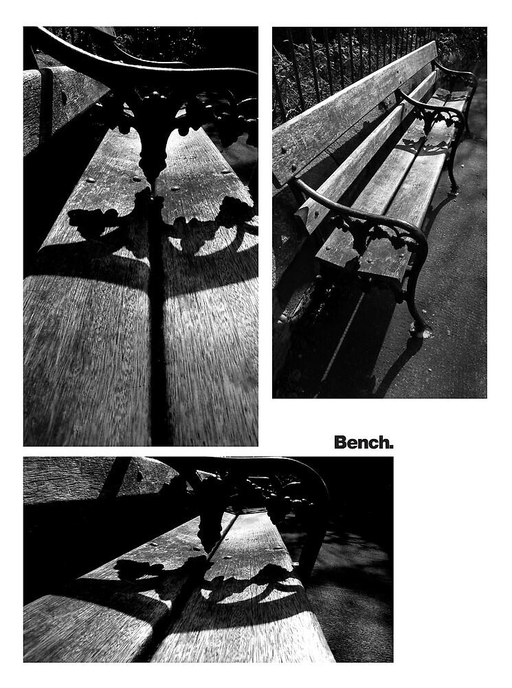 Bench Triptych #2 by ragman