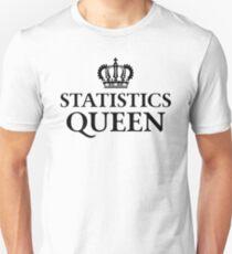 Statistics Queen Unisex T-Shirt