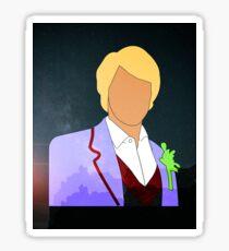 Peter Davidson - Doctor Who Sticker